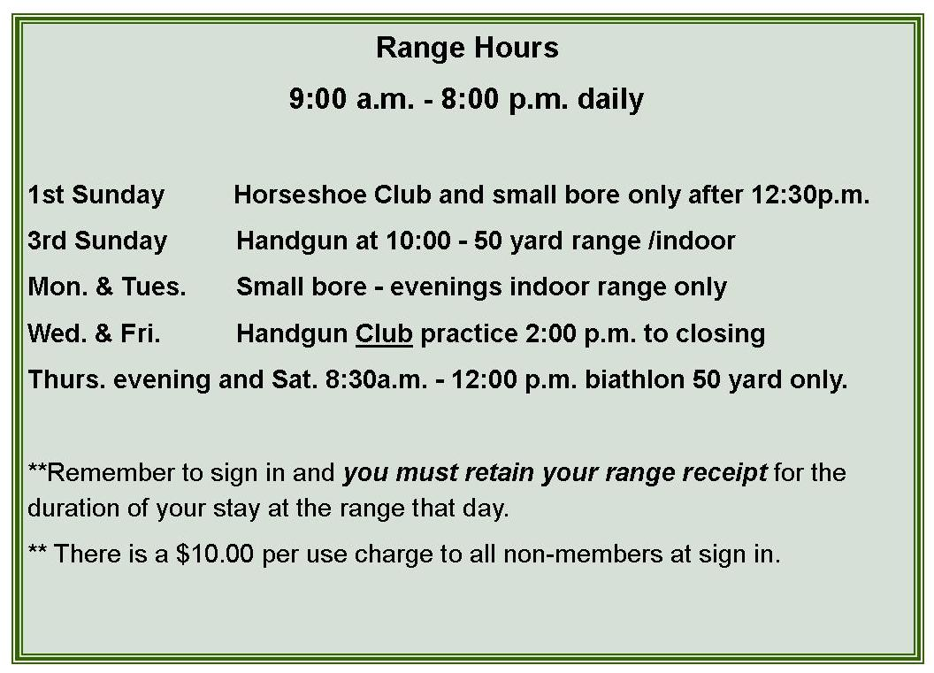 2012_July Range hours