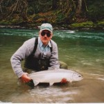 Nice local steelhead